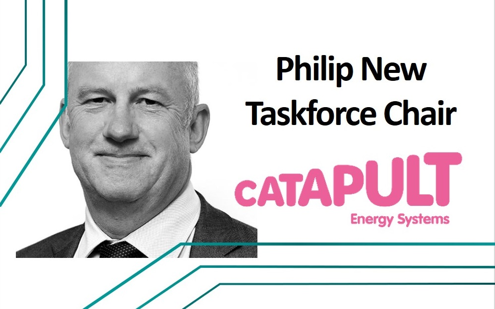 Philip New, Energy Systems Catapult
