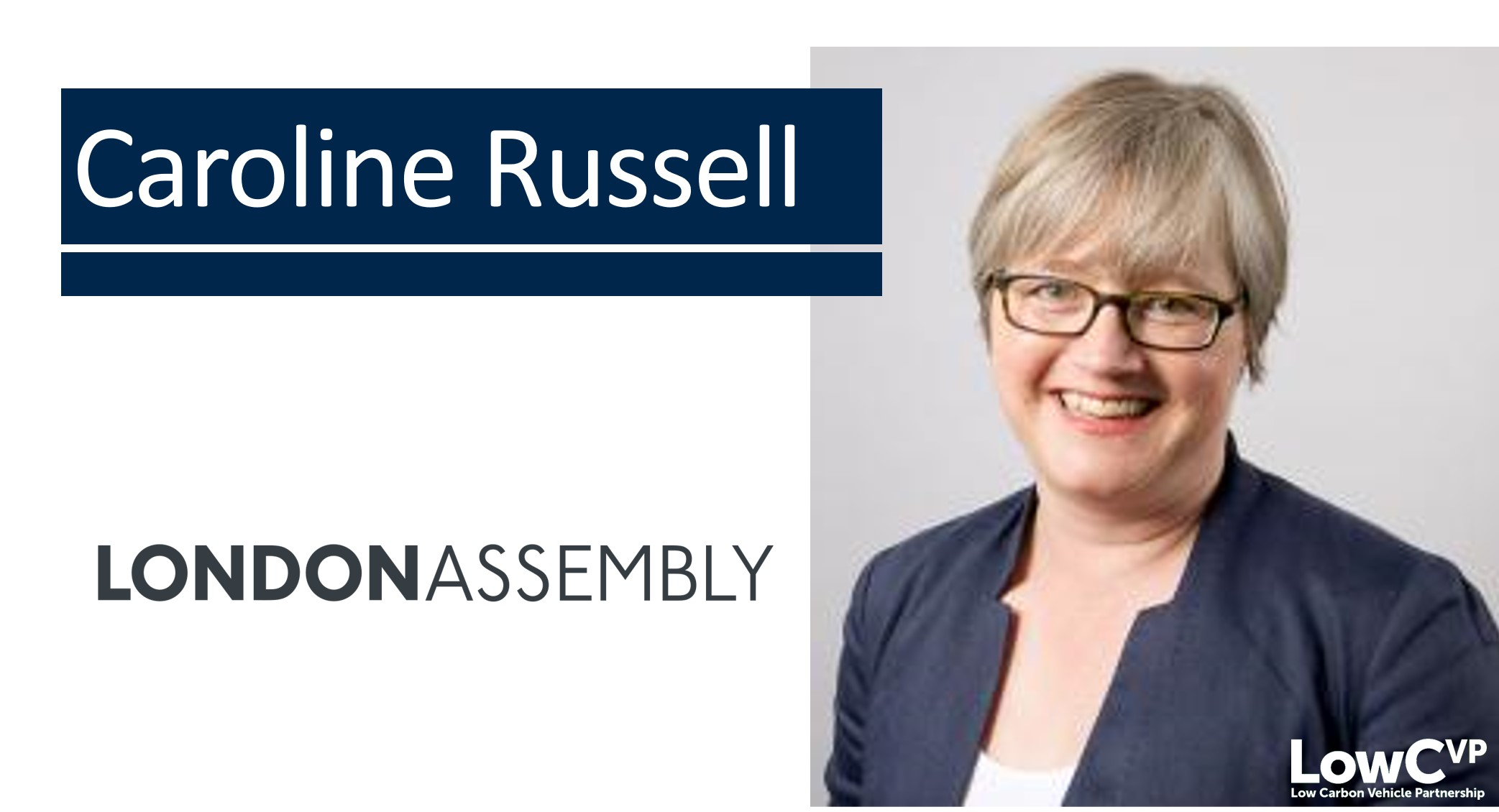 Carroline Russell - London Assembly Member, Green Party Transport Spokesperson