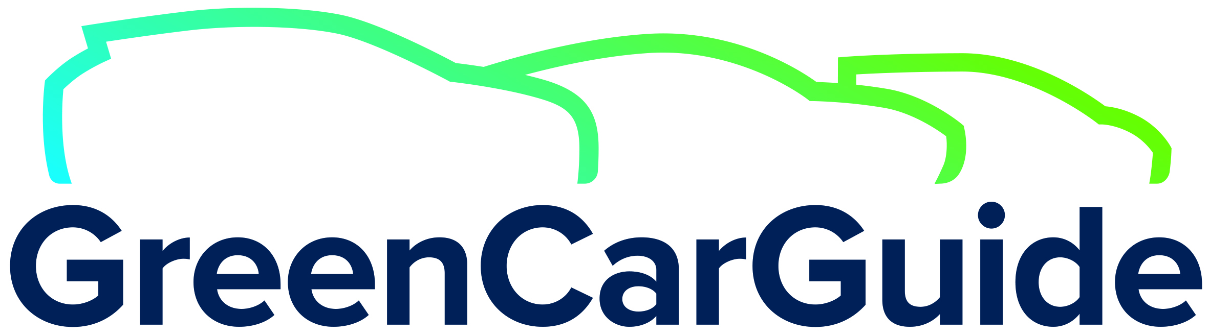 Green Car Guide Logo