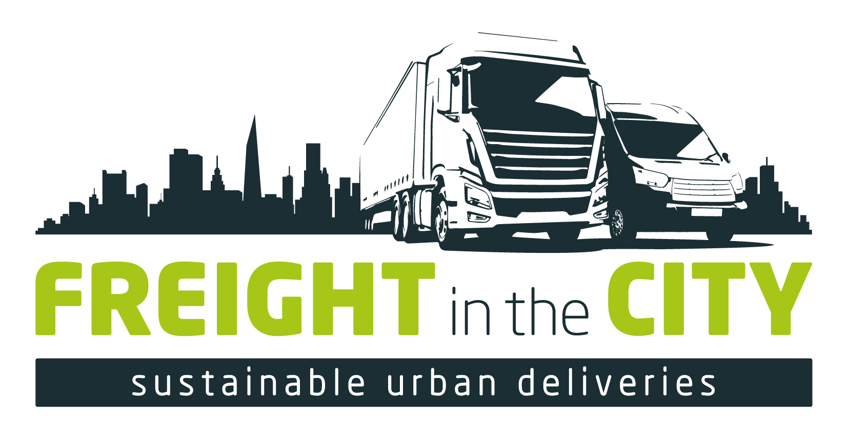 Freight in the City Logo