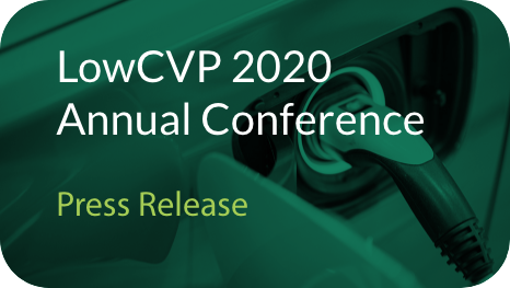 LowCVP 2020 Annual Conference - Press Release Button