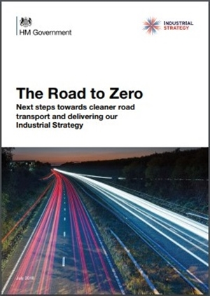 "LowCVP welcomes statement of intent towards zero emissions -""Partnership at the heart"" of Govt's 'Road-to-Zero' strategy"