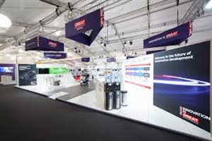 LowCVP and Government Pavilion at LCV Event 2018
