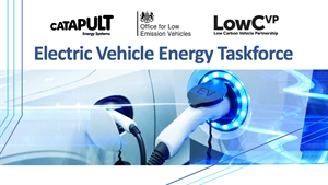 Electric Vehicle Energy Taskforce set up to tackle energy sector opportunities and impacts associated with the rise of electric vehicles