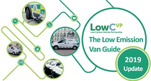 LowCVP News: New van technologies guide to help cut fuel cost, emissions and climate impact