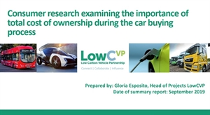 LowCVP calls for clarity and consistency on EV running costs – key to unlocking cleaner vehicle market