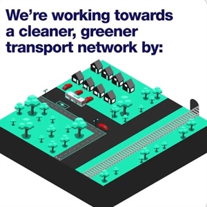 DfT announces UK's first transport decarbonisation plan