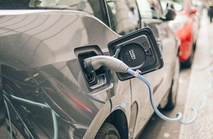 DfT announces increases in funding for on-street chargepoints