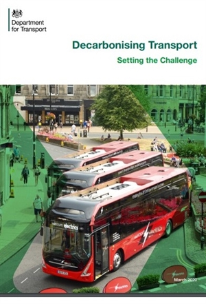 Government outlines challenges and steps needed to decarbonise UK transport