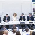 Panel on 'Maximising carbon reductions through efficiency, intelligence and autonomy'