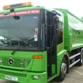 Magtec Refuse Truck