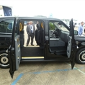 LEVC Hybrid Electric Taxi