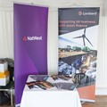 Reception Sponsor - Lombard in association with Natwest - Exhbition