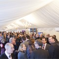 A packed event to celebrate LowCVP's 15th Anniversary
