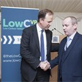 LowCVP MD Andy Easltake meets Jesse Norman, transport minister