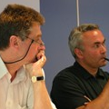 Cllr Tony Page and Keith Boxer, Manchester Knowledge Capital