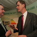 BERR Minister Stephen Timms and LowCVP Chair Graham Smith