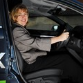 Ruth Kelly in the driving seat again