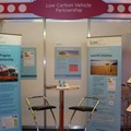 LowCVP Stand - SustainabilityLive! 2010
