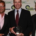 Leaseplan UK won the Low Carbon Road Transport Award, sponsored by base