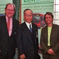 LowCVP Stand at UK/Japan Forum
