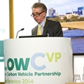 Rob Wakely, Head of Low Carbon Fuels, Dept for Transport
