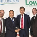 Low Carbon Heavy Duty Vehicle Manufacturer of the Year - BYD Europe B.V.