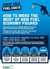 Know Your Fuel Costs - Consumer Information Flyer