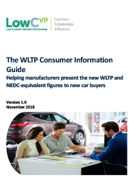 Consumer Information Guide for Manufacturers